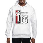 Musclecars 1965 Hooded Sweatshirt