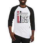 Musclecars 1965 Baseball Jersey