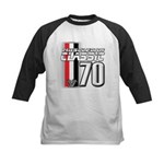 Musclecars 1970 Kids Baseball Jersey