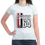 Musclecars 1964 Jr. Ringer T-Shirt