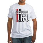 Musclecars 1964 Fitted T-Shirt