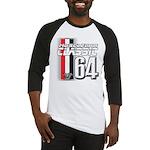 Musclecars 1964 Baseball Jersey