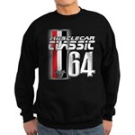 Musclecars 1964 Sweatshirt (dark)