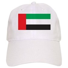 United Arab Emirates Flag Baseball Cap