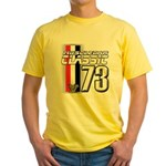 Musclecars 1973 Yellow T-Shirt