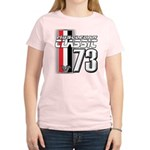 Musclecars 1973 Women's Light T-Shirt