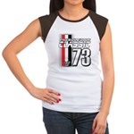 Musclecars 1973 Women's Cap Sleeve T-Shirt