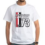 Musclecars 1973 White T-Shirt