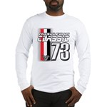Musclecars 1973 Long Sleeve T-Shirt