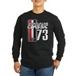 Musclecars 1973 Long Sleeve Dark T-Shirt