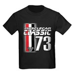 Musclecars 1973 Kids Dark T-Shirt