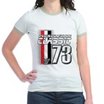 Musclecars 1973 Jr. Ringer T-Shirt