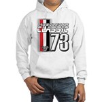 Musclecars 1973 Hooded Sweatshirt