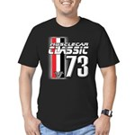 Musclecars 1973 Men's Fitted T-Shirt (dark)
