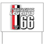 Legends 66 Yard Sign