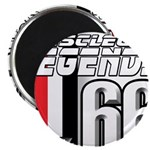 Legends 66 Magnet