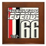 Legends 66 Framed Tile