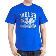 Welsh Drinking Team T-Shirt