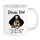 Pirate Dad Coffee Mug