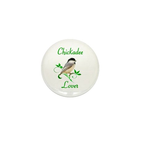 Chickadee Mini Button (10 pack)