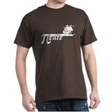 Pi rate Ship T-Shirt