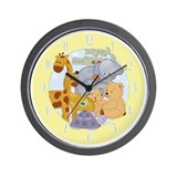 Mama Mommy and Me jungle clock