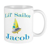 Little Sailor Jacob Mug