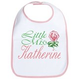 Little Miss Katherine Bib