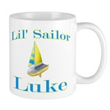 Little Sailor Luke Mug