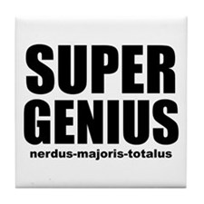 Super Genius Tile Coaster
