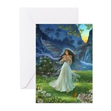 Fairy Melody Greeting Cards (Pk Of 20)
