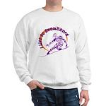 I Snowboard Sweatshirt