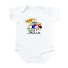 INDIANS Infant Bodysuit