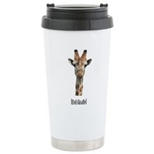 Evil Giraffe Ceramic Travel Mug