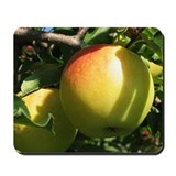 Ginger Gold Apple Mousepad