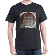 N.O. Water Meter Black T-Shirt