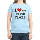 4th Grade Class: T-Shirt