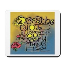 Phrases/Quotes Mousepad