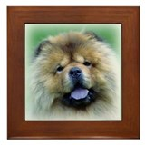 Chow Framed Tile