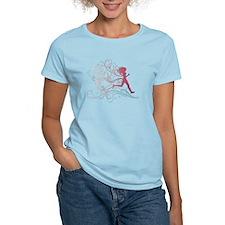 Running Girl T-Shirt
