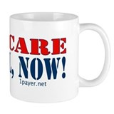 Medicare for All, Now Mug