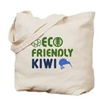 Eco Friendly Kiwi Tote Bag