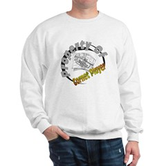 Cornet Player Sweatshirt