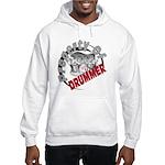 Property Of Drummer Hooded Sweatshirt