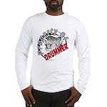 Property Of Drummer Long Sleeve T-Shirt