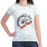 Guitar Jr. Ringer T-Shirt