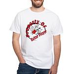 Guitar Player White T-Shirt