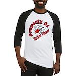 Guitar Player Baseball Jersey
