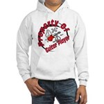 Guitar Player Hooded Sweatshirt