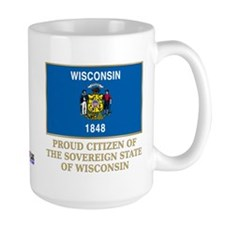 Wisconsin Proud Citizen Mug